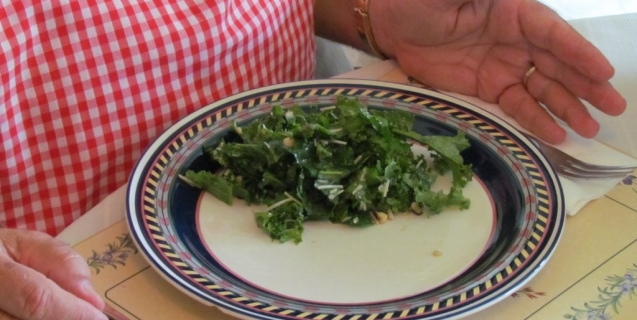 Recipes for your Garden Greens