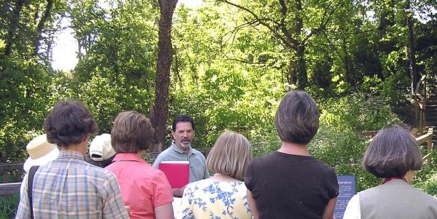 Garden Tour,  Garden Basics Classes & a Tent Sale!