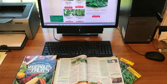 Using Seed Packet Information to Help your Garden Grow