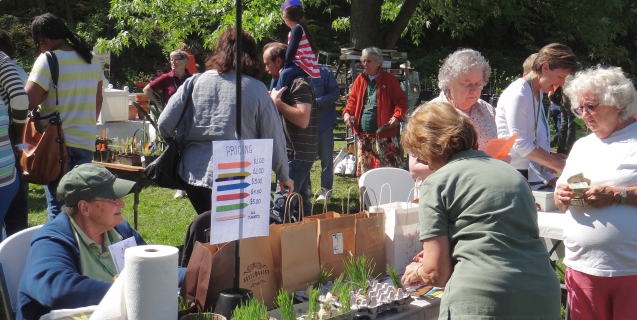 Upcoming Events- Annual Plant Sale & Spring Lecture Series