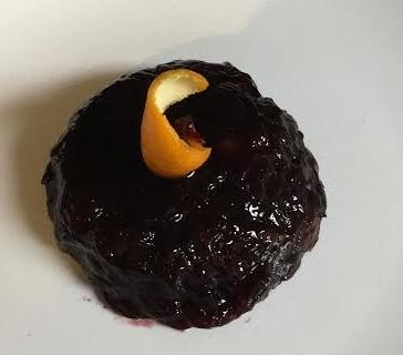Cranberry-Apple-Orange Sauce
